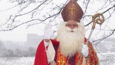 Nikolaus (im edlen Bischofsornat), Kein Weihnachtsmann (Raum Paderborn / Gütersloh / Bielefeld)