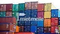 Materialcontainer, Lagercontainer, 10Fuß. 20 Fuß