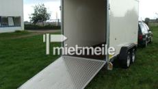 Prinz 2500 kg -Rampe-3550 x 1500 x 1900 - 100 km/h