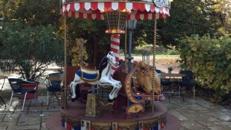 Nostalgie Kinderkarussell Kamel
