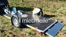 Speedy absenkbar gebremst 750 kg 2500 x 1250 100km