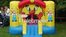 Hüpfburg klein 2750 x 2450 x 1850 2-3 Kinder