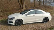 Mercedes Benz CLA-Klasse
