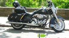 Motorrad Road King