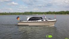 "Jetten 30 Sedan ""La Calma"" Boot/Motorboot/Yacht"