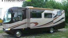 Amerikanischer Luxusliner/Wohnmobile