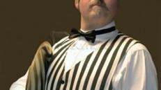 James, der komische Butler