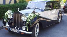 "Rolls-Royce ""Silver Wraith"" - Oldtimer aus königl. Vorbesitz"