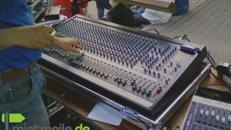 Live Mischpult 24 Kanal