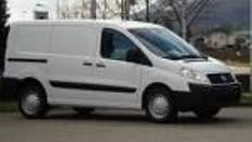 Transporter, LKW, Fiat, Scudo, Berlin, Umzugswagen, Möbelwagen, Kastenwagen