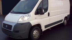 Transporter, LKW, Fiat, Ducato, Berlin, Umzugswagen, Möbelwagen, Kastenwagen, Transport