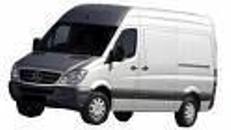 Transporter, LKW, Sprinter, Mercedes, Berlin, Umzugswagen, Möbelwagen, Kastenwagen, Transport, AHK, Anhängerkupplung