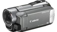 Canon Legria HF R16 HD Camcorder + 2. Akku + 12 GB SDHC