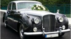 Bentley-Oldtimer - Hochzeitsauto