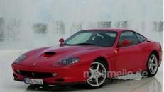 Ferrari 550 Maranello - Super-Sportwagen