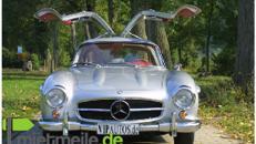 Mercedes-Benz 300SL - der Traum-Oldtimer schlechthin