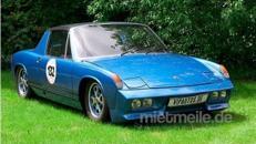 Porsche 914 - Oldtimer