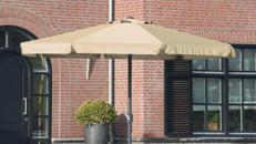 Sonnenschirm d=3m Beige