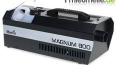 Nebelmaschine Martin Magnum 800
