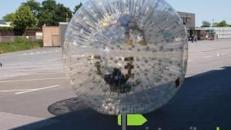 Menschen Ball