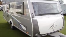 Wohnwagen Bürstner Averso 480 TK
