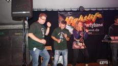 Nightlife-Partyband - Vom Duo bis 5-Mann-Band