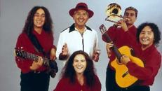 LA FIESTA -  Musik aus Südamerika