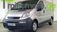 Opel Vivaro 9 Sitzer Bus