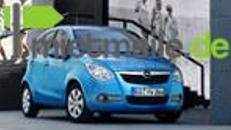 Opel Agila 1, 2 ltr.