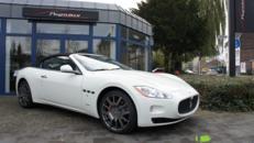 Maserati GranCabrio Vermietung :: Maserati mieten