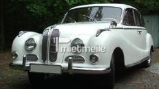BMW Barockengel V8 Oldtimer