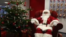 Nikolaus Weihnachtsmann  Dortmund hat Termine frei