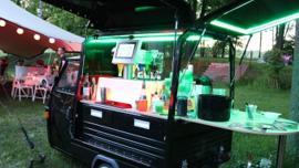 Cocktailmobil | Cocktail Ape |mobile Cocktailmaschine | Cocktail Maschine | Cocktail Automat | mobile Cocktailbar
