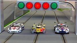 SLOTCAR Racing | Autorennbahn | Carrerabahn | verschiedene Größen