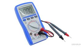 Digital Multimeter Voltmeter Amperemeter