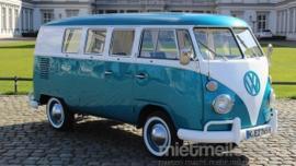 VW Bulli T1 de Luxe BLAU – Bj.1965