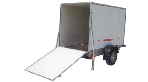 Pkw-Anhänger Koffer