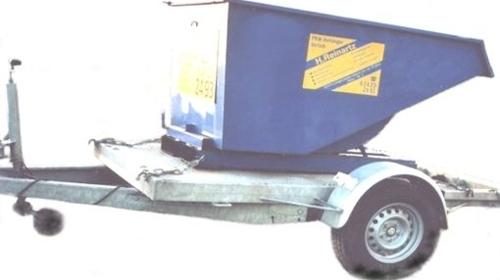 Pkw-Anhänger - Kippanhänger