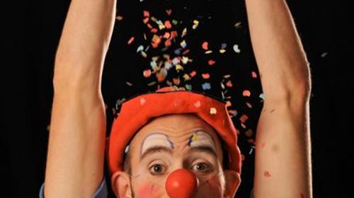 Clown Olli - Ein Clown für alle Fälle