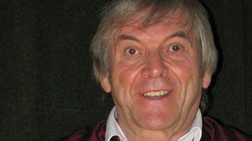 Sänger Hans Kinzler