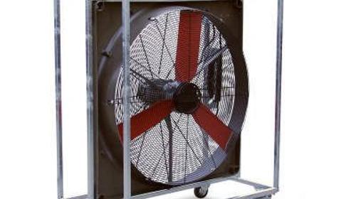 Axialventilator Windmaschinen Trotec TTW 20000