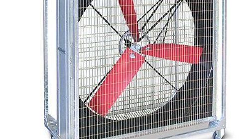 Axialventilator Windmaschine Trotec TTW 45000