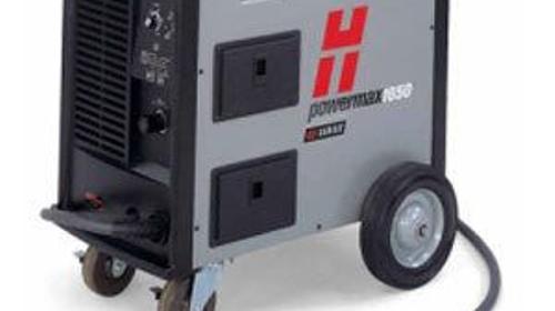 Hypertherm Powermax 1650, Plasmaschneidanlage, 400V-32A, 30-100A, 60% ED / Schneiden / Geräte / Werkzeuge