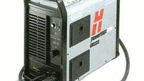 Hypertherm Powermax 1000, Plasmaschneidanlage, 400V-16A, 20-60A, 50% ED / Schneiden / Geräte / Werkzeuge