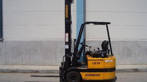 Steinbock Boss LE13