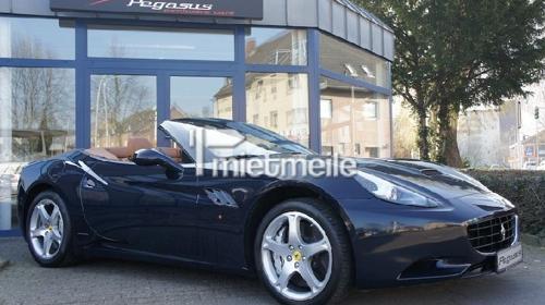 Ferrari California mieten :: Ferrari California
