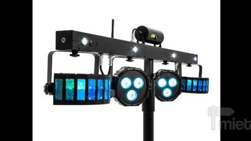 Partylicht /  LED KLS Laser Bar FX-Lichtset