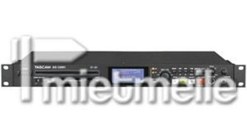 Tascam Profi Aufnahmegerät auf CF-Card und CD