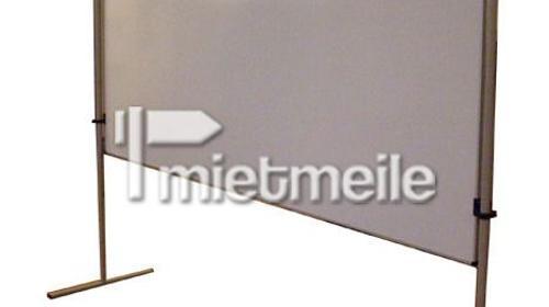 Whiteboard XXL Magnettafel Raumteiler Stellwand