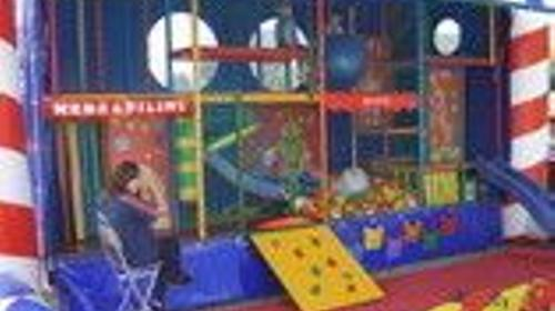 Kiddy-Fun das Circus-Spielmobil